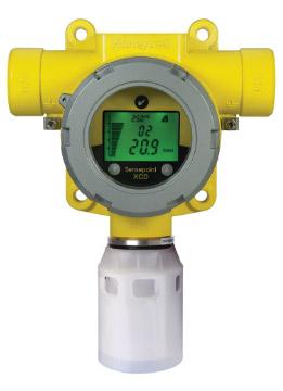 Honeywell Sensepoint XCD Gas Detector   Gas Detectors   Honeywell-Gas  Detectors