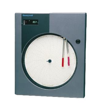 Honeywell dr4500 classic recorder circular chart recorders