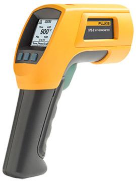 Fluke 572-2 Infrared Thermometer | Handheld Infrared Thermometers |  Fluke-Infrared Thermometers