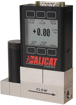 Alicat Scientific MCQ Series Mass Flow Controller | Differential Pressure Flow Meters | Alicat Scientific-Flow Meters |  Supplier Nigeria Karachi Lahore Faisalabad Rawalpindi Islamabad Bangladesh Afghanistan